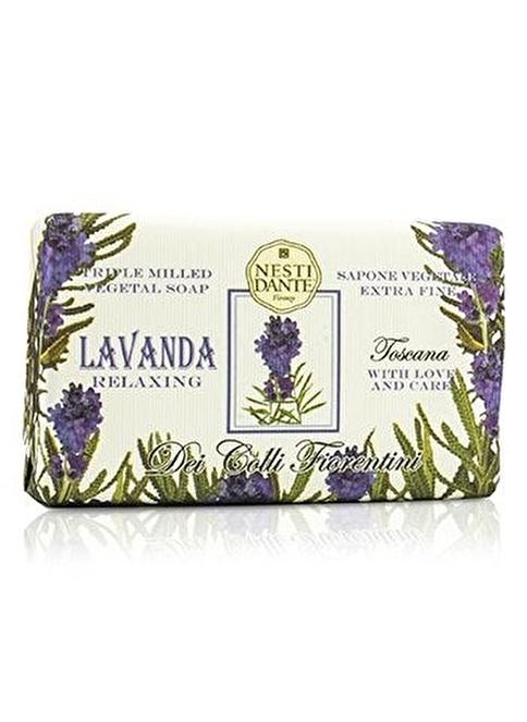 Nestidante Deı Collı Fıorentını Lavanda Relaxıng Sabun 250 Gr Renksiz